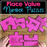 Place Value Number Puzzles