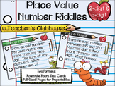 Place Value Number Riddles