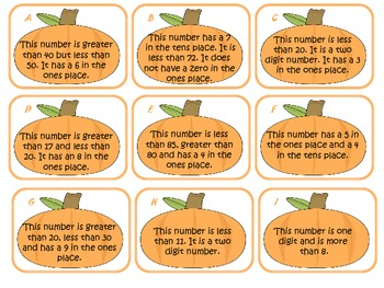 Place Value Number Riddles (Differentiated)