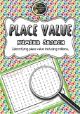 Place Value Number Search