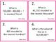 Place Value--Number Sense Task Cards