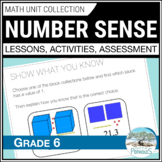 Place Value (Number Sense and Numeration) - Complete Math Unit - Grade 6