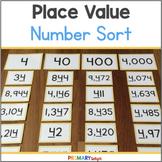 Place Value Game | Number Sort