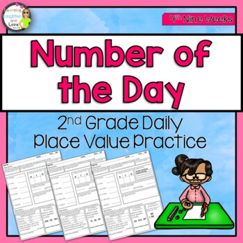 Place Value Number of the Day- 4th Nine Weeks