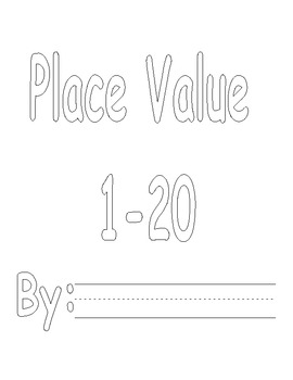Place Value Numbers 1-20