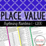 Place Value: Numbers to 1,200