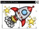 Place Value Numbers to 40 File Folder Puzzles Space Theme