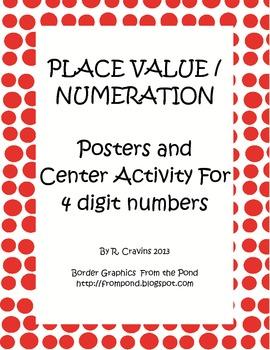 Place Value / Numeration (4 digit)