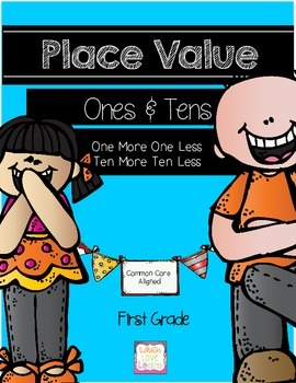 Place Value: Ones & Tens