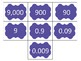 Place Value Order and Sort Digit Cards