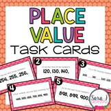 Place Value Overview Task Cards (Digital and Paper Version)