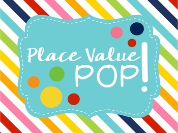 Place Value POP! Game