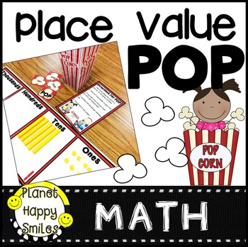 Place Value POP Game