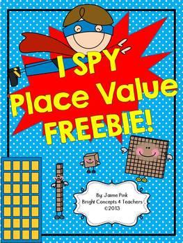 Place Value POWer FREEBIE