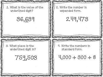 Place Value Pack