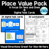 Place Value Pack for Special Education