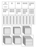 Place Value Pack - Base 10 Blocks