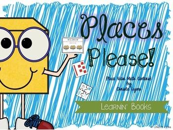 Places Please! {Place Value Math Centers}