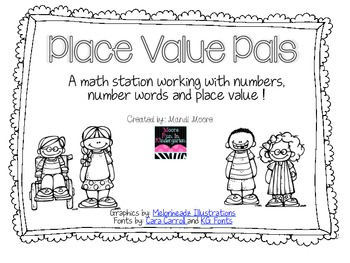 Place Value Pals