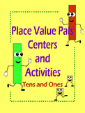 Place Value Pals Six Centers and Activities