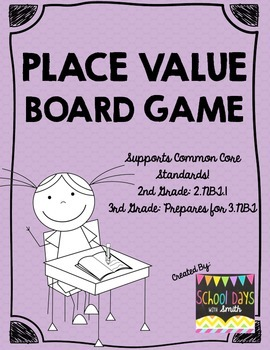 Place Value Math Game