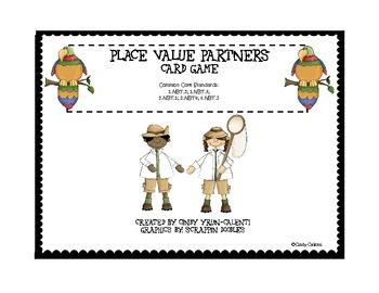 Place Value Partners: A Game to Reinforce Place Value Understanding