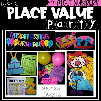 Place Value Party {3-Digit Numbers}