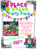 Place Value Party Pack