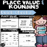 Place Value Patterning and Rounding Quick Check Test