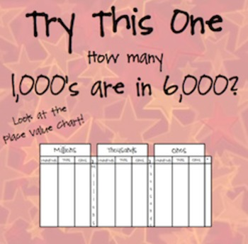 Place Value Patterns