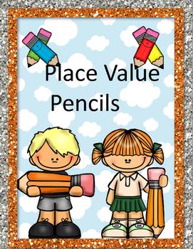 Place Value Pencils (Millions)