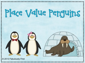 Place Value Penguins
