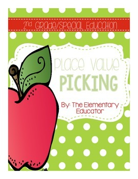 Place Value Picking Scoot