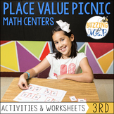 Place Value Math Centers Activities and Handouts
