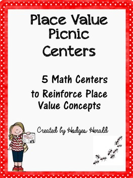 Place Value Picnic Stations