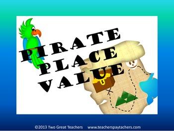 Place Value Pirates