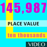 Place Value - Place Value & Number Sense Rap Video [3:26]