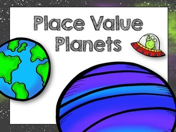 Place Value Planets