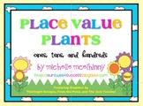 Place Value Plants {Smart Board Lessons}