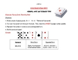 4.NBT.A.2. Place Value Playing Cards