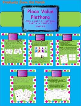 Place Value Plethora:  Common Core Aligned