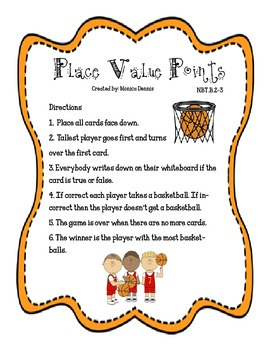 Place Value Points