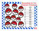 Pokemon Place Value! Bump Games Rounding to the Nearest 10, 100 and 1,000