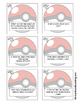Place Value Pokemon Go Cards