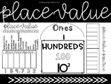 Place Value Poster Set and Interactive Pages