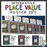 Place Value Posters / Interactive Place Value Chart