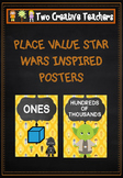 Place Value Posters - Star Wars Theme