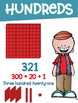 Place Value Posters with a *Melonheadz Kids* Theme