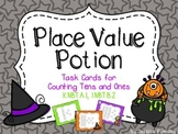 Halloween Task Cards: Place Value Potion