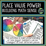 Place Value Power:  2 Activities to Deepen Large Number Understanding
